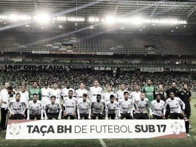 Pela 6ª vez o time conquista a disputa. (Foto: Vavel/AtléticoMG)