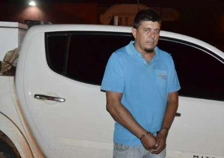Suspeito de participar de roubo que explodiu banco no interior é preso