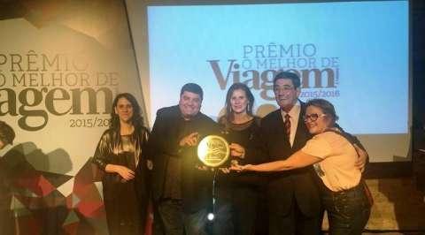 Bonito recebe título de Melhor Destino de Ecoturismo do Brasil em 15º edição