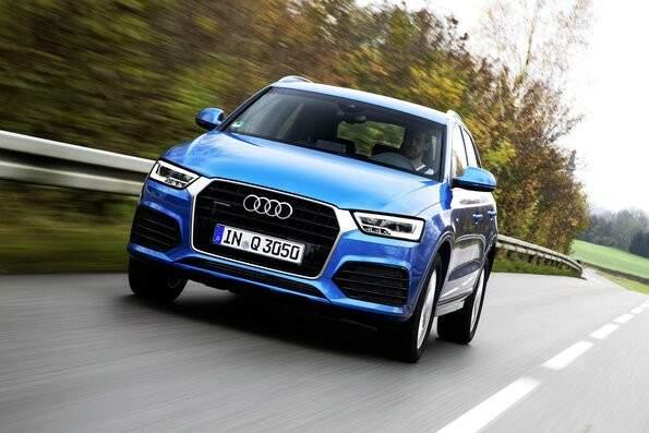 Audi lança novo Q3 com visual renovado e motores mais eficientes