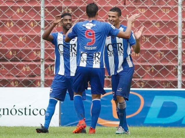 Jogadores do Nacional vestirão a camisa do Novo no Brasileiro da Série D (Foto: Nacional AC/Divulgação)
