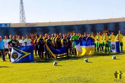 Em Bandeirantes, Campo Grande e Japorã vão abrir rodada da Copa Assomasul
