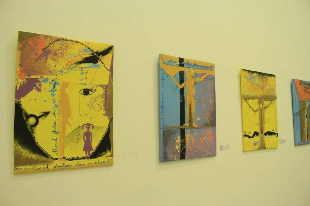 Parte da exposição Cadafalso, que levantou polêmica e aumentou o público do Museu (Marina Pacheco)