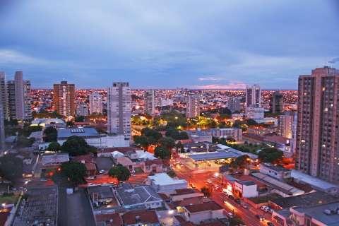 Campo Grande teve ontem a quarta menor temperatura entre as capitais