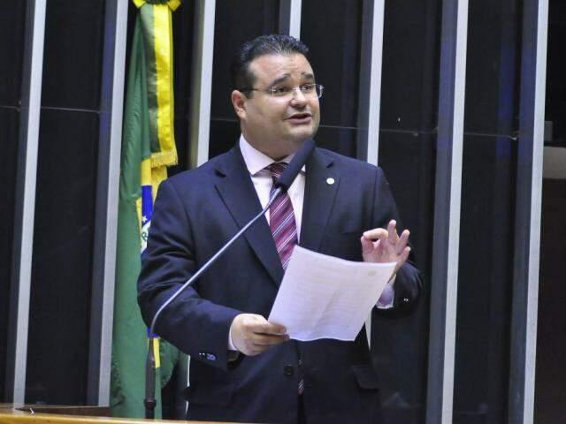 Deputado Fábio Trad (PSD) apresentou projeto na Câmara Federal (Foto: Divulgação)