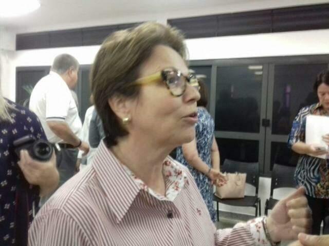 Deputada federal de MS Tereza Cristina. (Foto: Mayara Bueno).