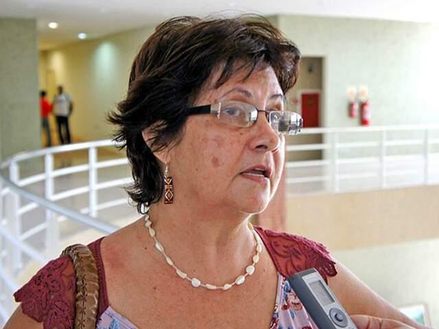 Heloisa Urt, que morreu aos 61 anos, foi referência na área cultural. (Foto: Diário Corumbaense)