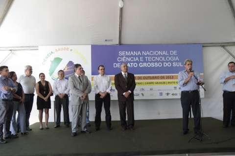 Estado anuncia criação de Parque Tecnológico com investimento de R$ 5 mi