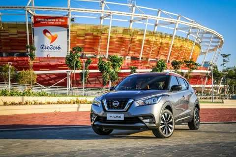 Novo crossover Nissan Kicks terá pré-venda a partir desta sexta
