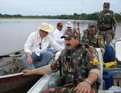 Polícia  Militar Ambiental  mobiliza  380 homens  em operação pré-piracema
