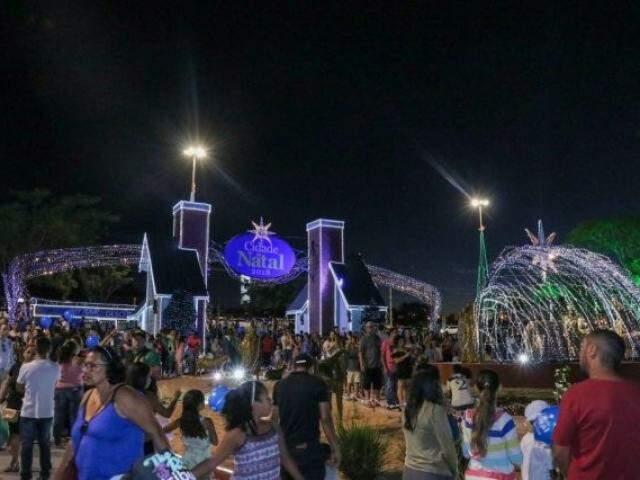 Cidade do Natal (Foto: PMCG)