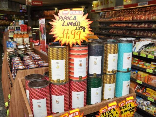 Açougues vendem de produtos gourmet a carne de paca.  (Foto: Marcelo Calazans)