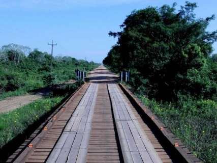 Em menos de dois anos, 505 km de estradas são recuperadas no Pantanal