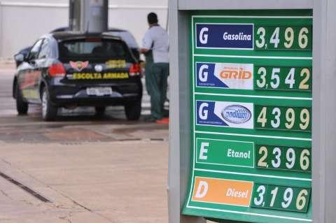 Diesel deve ter 2º alta no ano e Reinaldo promete reduzir ICMS ainda em 2015