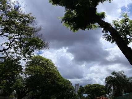 De hoje até sábado, previsão é de chuva em MS, segundo o Inmet