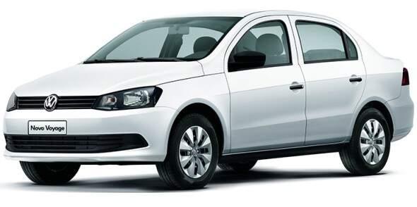 Novo Gol e Voyage com motor 1.6 passam a ter freios ABS e airbags