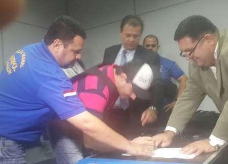 Após novo recurso negado no STF, Neneco é extraditado para o Paraguai