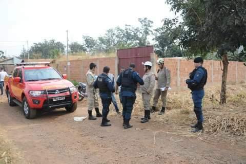 Ladrão é baleado por PM depois de tentar invadir duas casas