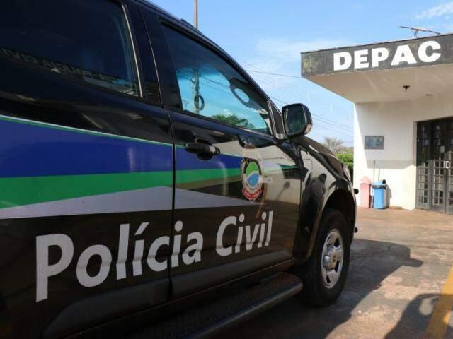 O caso foi registrado na Depac (Delegacia de Pronto Atendimento Comunitário) da Vila Piratininga. (Foto: Henrique Kawaminami)