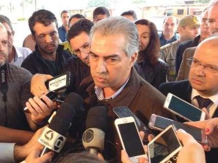 """Citado em delação, Reinaldo diz que depoimento é """"mentira deslavada"""""""