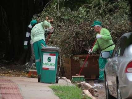 Protestos no lixão atrasam coleta de lixo em vários bairros da Capital