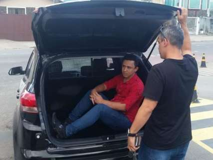 """Em meio a fuga, """"hacker"""" chegou a visitar família no Mato Grosso"""