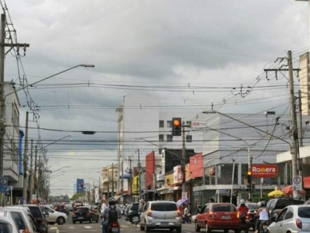 Das novas empresas abertas  no Estado em maio, 42% tem sede em Campo Grande. (Foto: Arquivo)