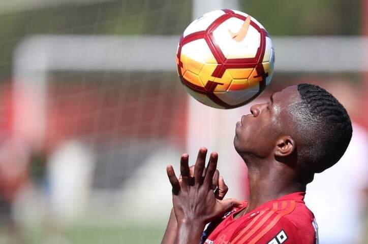Vinicius Junior é o destaque do Flamengo no setor ofensivo (Foto: Gilvan de Souza/Flamengo)