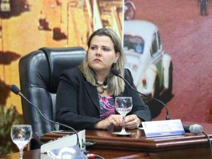 Vereadora será ouvida como informante em processo contra ex-presidente