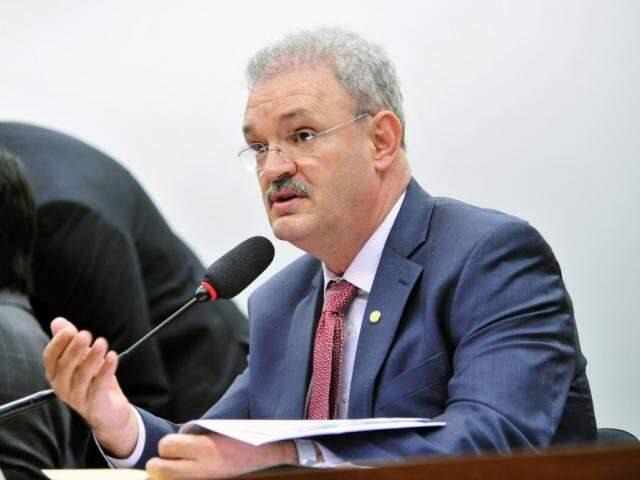 Deputado Geraldo Resende (PSDB) toma posse como secretário de saúde no dia 1° de janeiro (Foto: Agência Câmara)