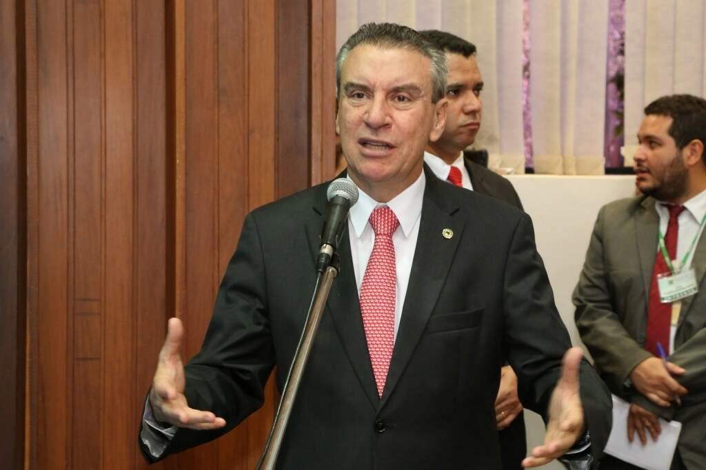 Segundo Corrêa, minuta de novo acordo será levada ao juiz. (Foto: Victor Chileno/ALMS)