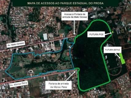 Juiz barra nova tentativa de suspender desmatamento no Parque dos Poderes