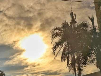 Três cidades de MS estão no ranking das dez mais quentes do País