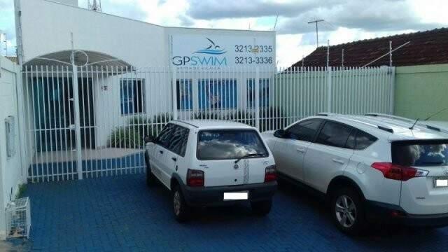 GP Swim fica na Rua da Imprensa, 292, Bairro São Francisco, com estacionamento fácil a qualquer hora do dia.