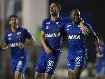 Cruzeiro elimina o Vasco da Libertadores com goleada de 4 a 0