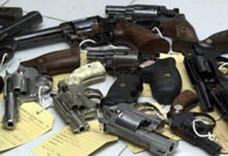 """De acordo com pesquisador, Estatuto do Desarmamento deteve """"corrida armamentista"""" no país (Arquivo/Agência Brasil)"""