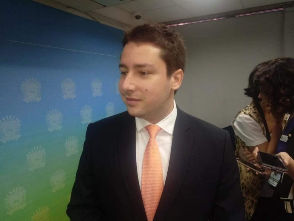 Deputado João Henrique Catan (Foto: Leonardo Rocha)