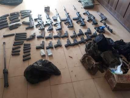 "Guarda será transferido para Presídio Federal para ""preservar ordem"" em MS"