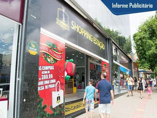 Shopping Estação (Foto: Divulgação)