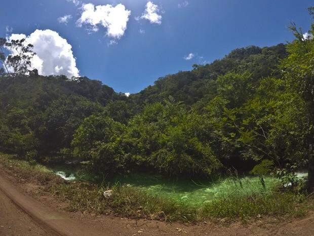 Trajeto é marcado por belezas naturais do Pantanal de MS. (Foto: Divulgação)