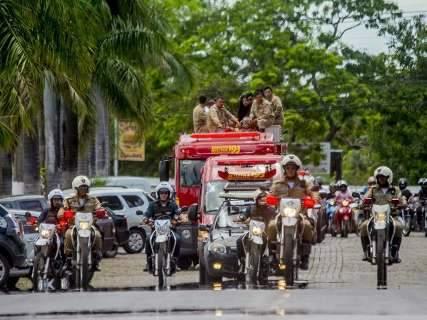Corumbaenses terão 20 horas para a despedida do prefeito Ruiter Cunha