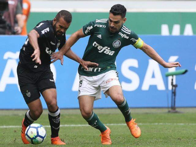 Palmeiras jogará nesta quarta pela 15ª rodada do Brasileirão (Foto: