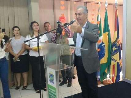 Vinda de Alckmin a MS é fundamental, diz Reinaldo sobre pré-campanha