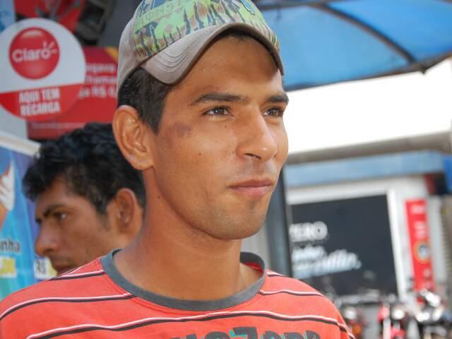 Campeiro diz que Fael leva prêmio por representar os trabalhadores do campo. (Foto: Pedro Peralta)