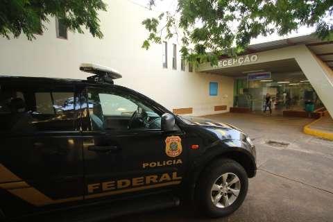 Empresário alvo de operação da Polícia Federal coloca tornozeleira