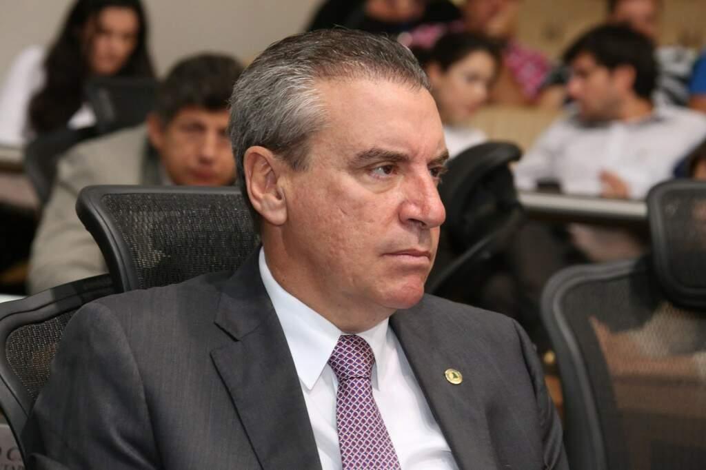 O deputado estadual Paulo Corrêa, presidente da comissão que vai investigar denuncias da JBS.