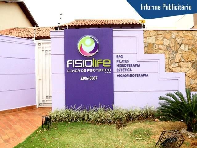A Clínica Fisiolife fica na Rua Espírito Santo, 1636 (entre as ruas Pernambuco e São Paulo), Vila Célia.