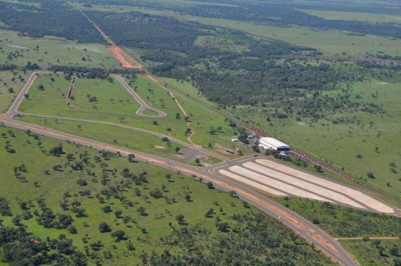 Obras de intermodal estão 95% concluídas. (Foto: ParkX)