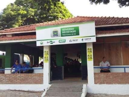 Gabinente Itinerante leva agenda oficial do Governo para a Expogrande