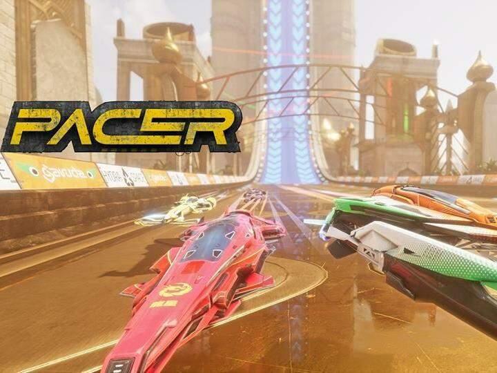 Pacer é o mais novo game de corrida com combate futurista para os aficionados